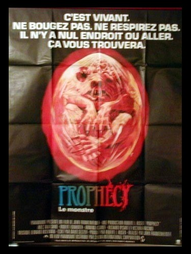 Affiche du film PROPHECY, LE MONSTRE - PROPHECY