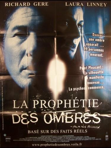 Affiche du film PROPHETHIE DES OMBRES (LA) - THE MOTHMAN PROPHECIES
