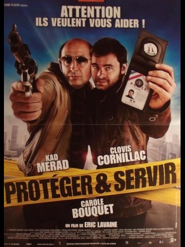 Affiche du film PROTEGER ET SERVIR