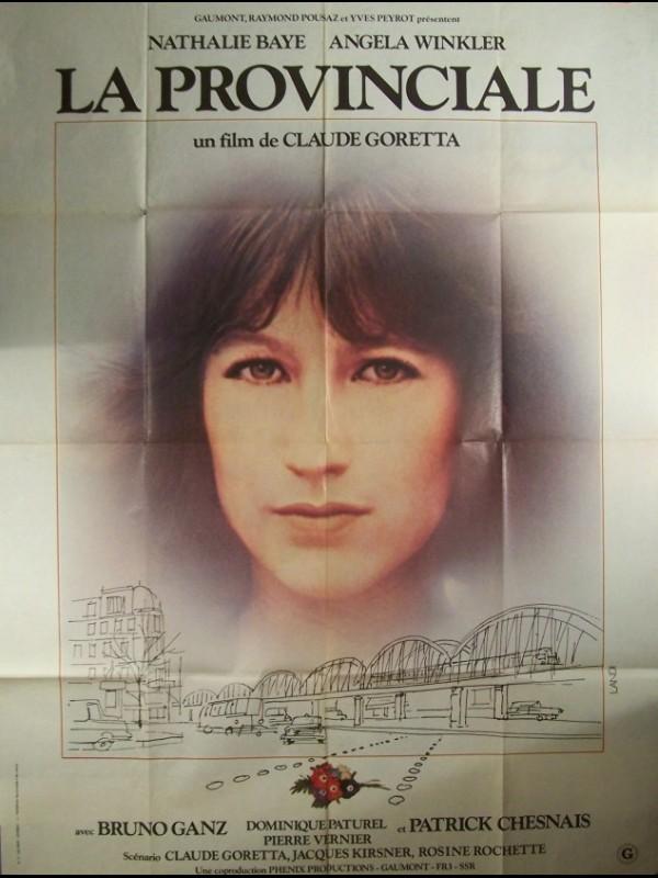 Affiche du film PROVINCIALE (LA)