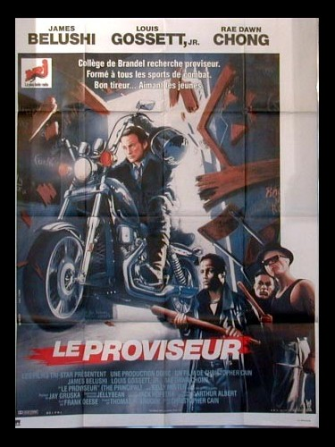 Affiche du film PROVISEUR (LE) - THE PRICINPAL