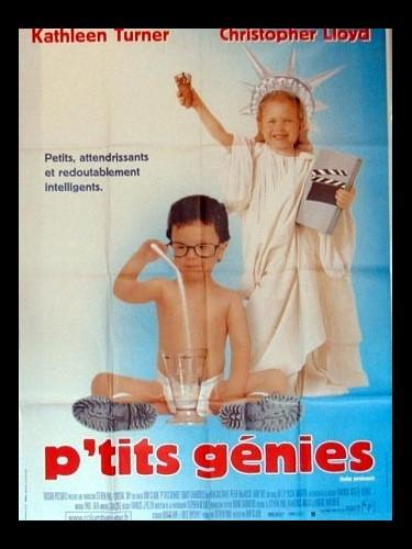 Affiche du film P'TITS GENIES