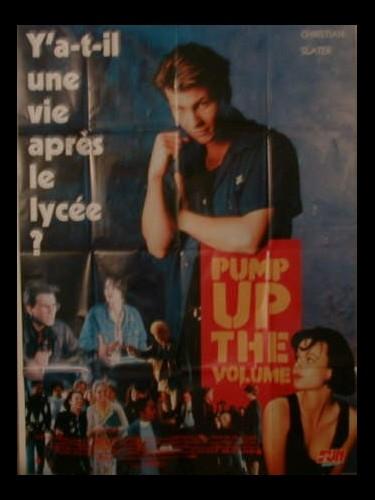 Affiche du film PUMP UP THE VOLUME