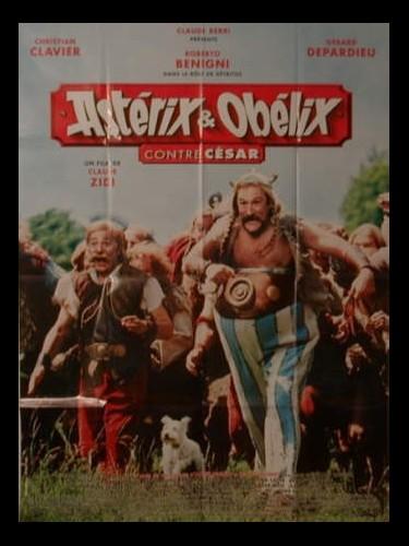 Affiche du film ASTERIX ET OBELIX