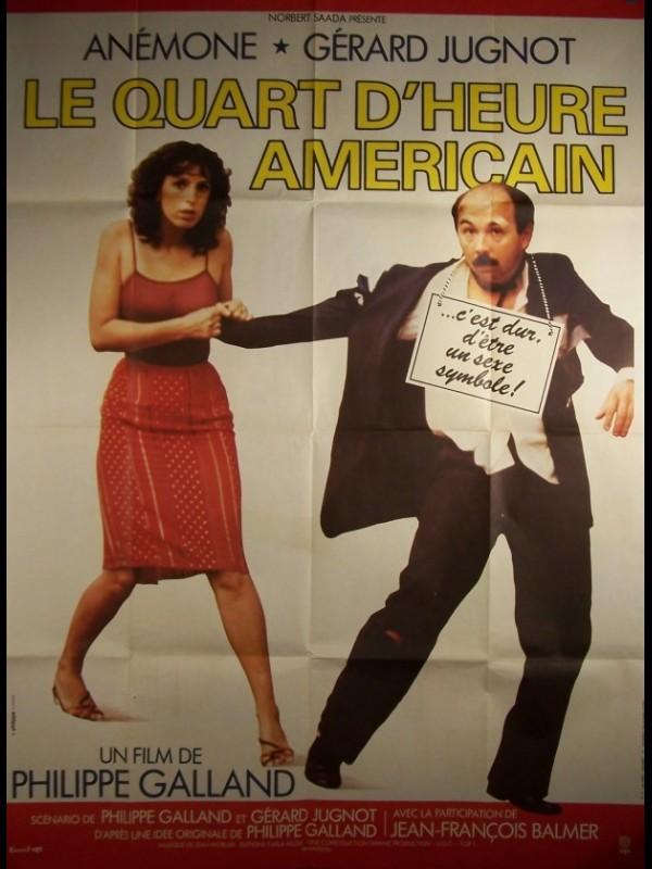 Affiche du film QUART D'HEURE AMERICAIN (LE)