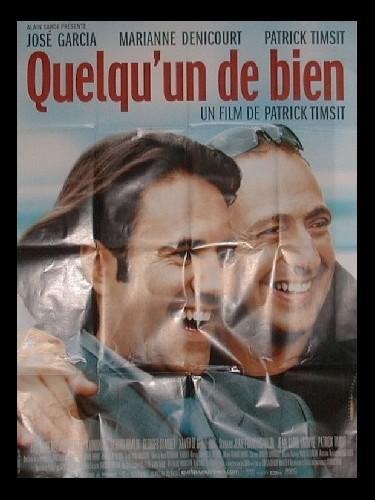 Affiche du film QUELQU'UN DE BIEN