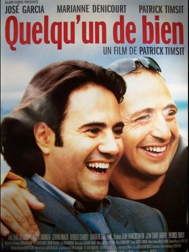 Affiche du film QUELQU'UN DE BIEN - SLICE OF LIFE