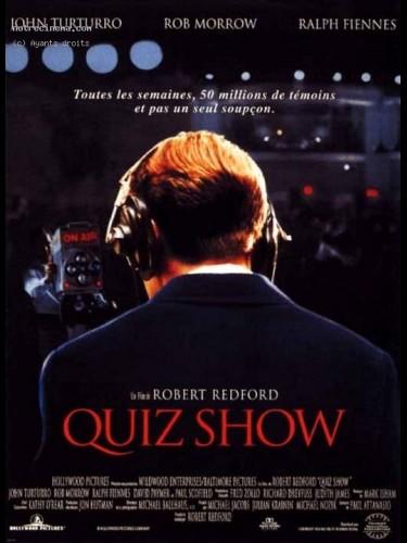 Affiche du film QUIZ SHOW - QUIZ SHOW