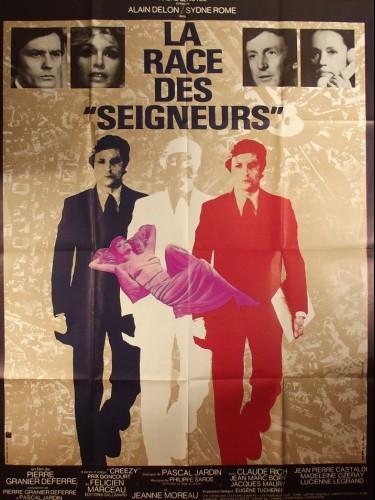 Affiche du film RACE DES SEIGNEURS (LA)