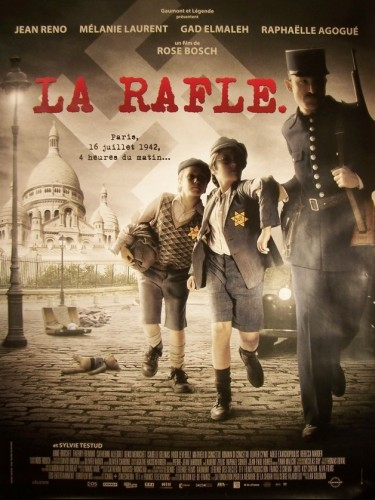 Affiche du film RAFLE (LA) - THE ROUND UP