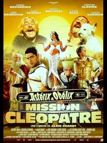 Affiche du film ASTERIX ET OBELIX : MISSION CLEOPATRE