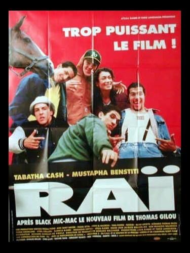 Affiche du film RAI