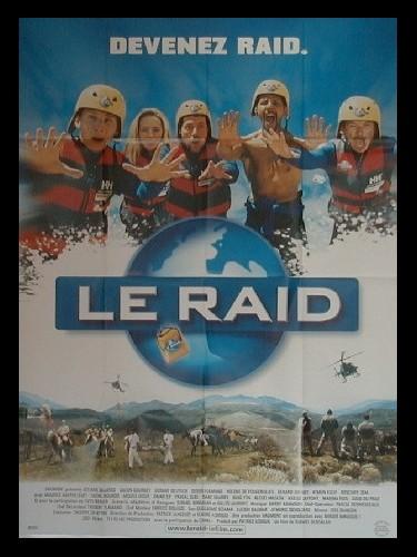 Affiche du film RAID (LE)