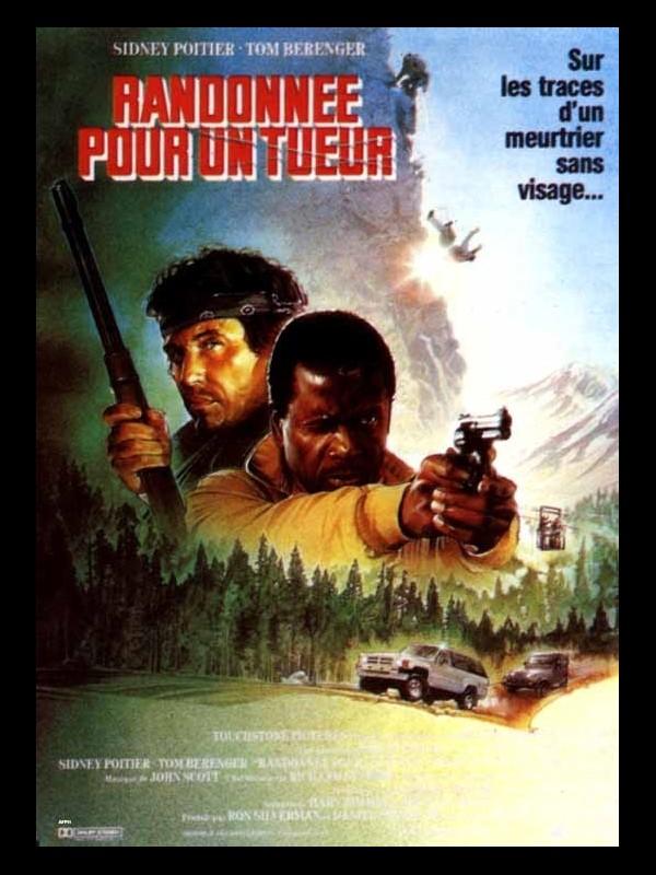 Affiche du film RANDONNEE POUR UN TUEUR - SHOOT TO KILL