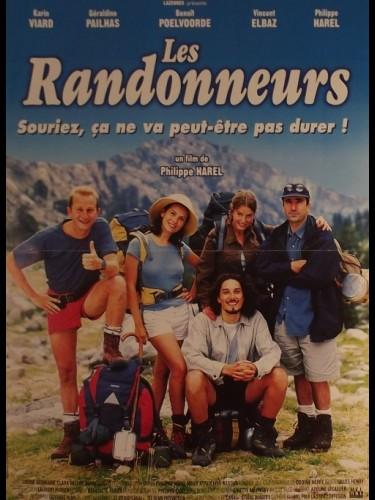 Affiche du film RANDONNEURS (LES)