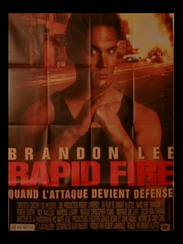 Affiche du film RAPID FIRE