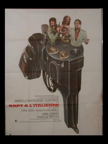 Affiche du film RAPT A L'ITALIENNE