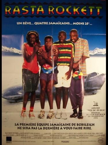 Affiche du film RASTA ROCKETT