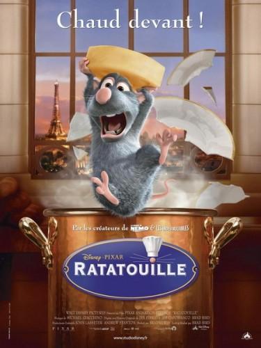 Affiche du film RATATOUILLE - RATATOUILLE
