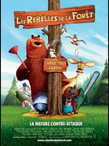 Affiche du film REBELLES DE LA FORET (LES) - OPEN SEASON
