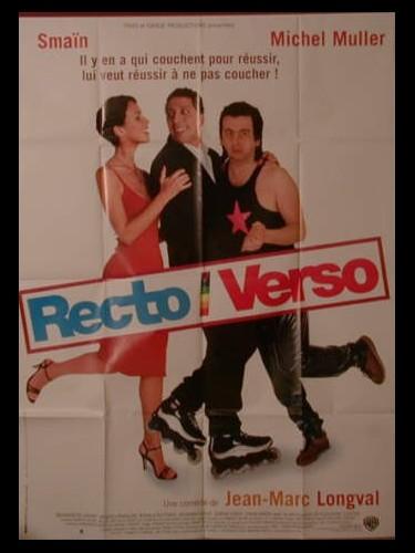 Affiche du film RECTO / VERSO
