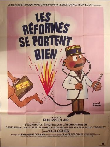 Affiche du film REFORMES SE PORTENT BIEN (LES)