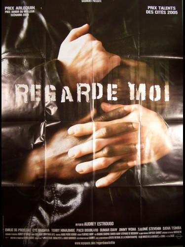 Affiche du film REGARDE MOI - AIN'T SCARED