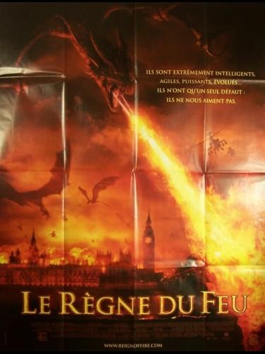Affiche du film REGNE DU FEU (LE) - REIGN OF FIRE
