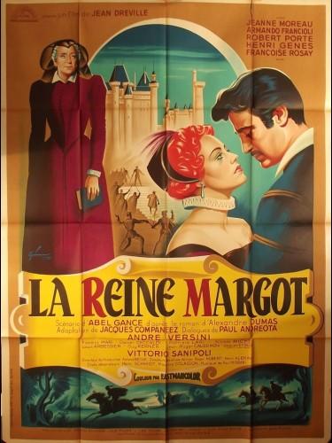Affiche du film REINE MARGOT (LA)