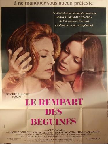 Affiche du film REMPART DES BEGUINES (LE)