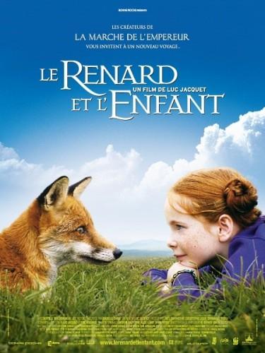 Affiche du film RENARD ET L'ENFANT (LE)