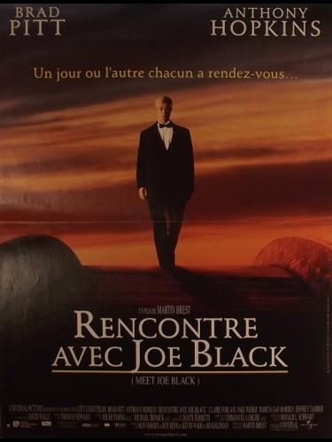 Affiche du film RENCONTRE AVEC JOE BLACK