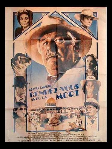Affiche du film RENDEZ-VOUS AVEC LA MORT - APPOINTMENT WITH DEATH