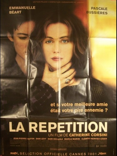 Affiche du film REPETITION (LA)