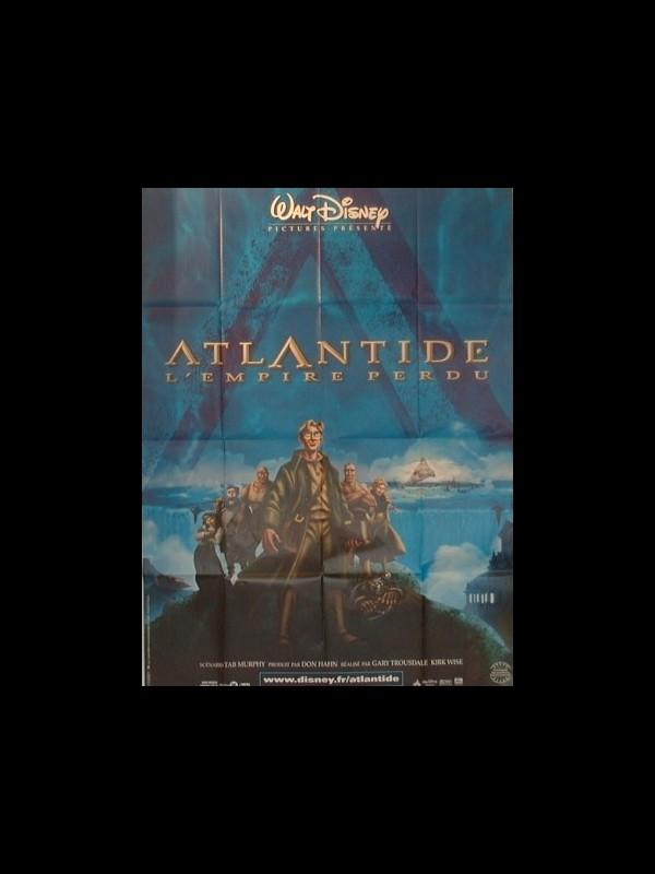 Affiche du film ATLANTIDE L'EMPIRE PERDU - THE LOST EMPIRE