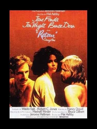 Affiche du film RETOUR