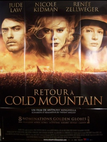 Affiche du film RETOUR A COLD MOUNTAIN