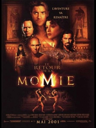 RETOUR DE LA MOMIE (LE) - MUMMY RETURNS