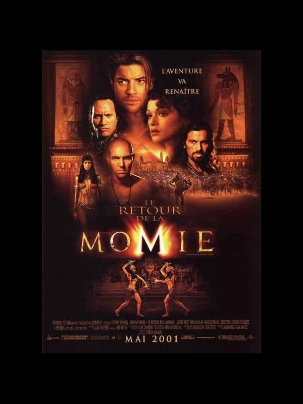 Affiche du film RETOUR DE LA MOMIE (LE) - MUMMY RETURNS