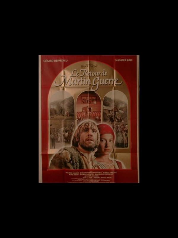 Affiche du film RETOUR DE MARTIN GUERRE (LE)