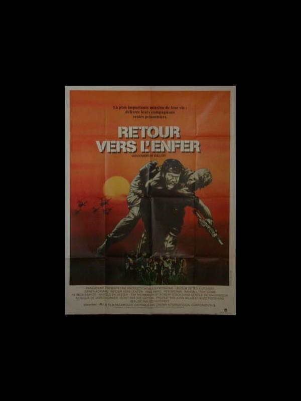 Affiche du film RETOUR VERS L'ENFER - UNCOMMON VALOR