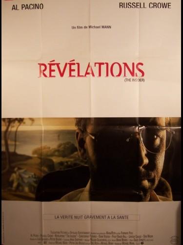 Affiche du film REVELATIONS