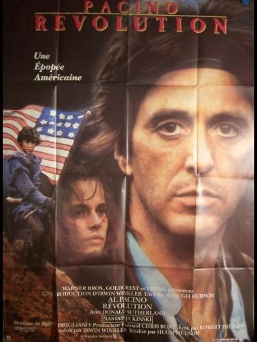 Affiche du film REVOLUTION