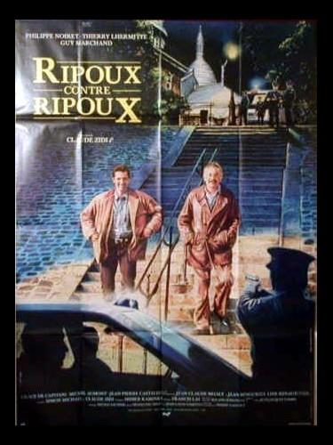 Affiche du film RIPOUX CONTRE RIPOUX