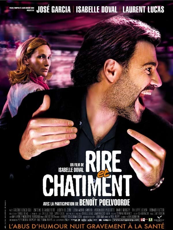 Affiche du film RIRE ET CHATIMENT