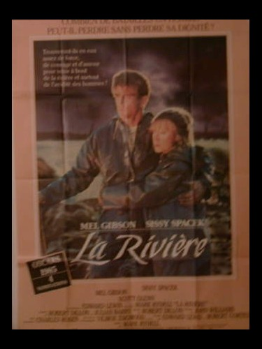 Affiche du film RIVIERE (LA) - THE RIVER