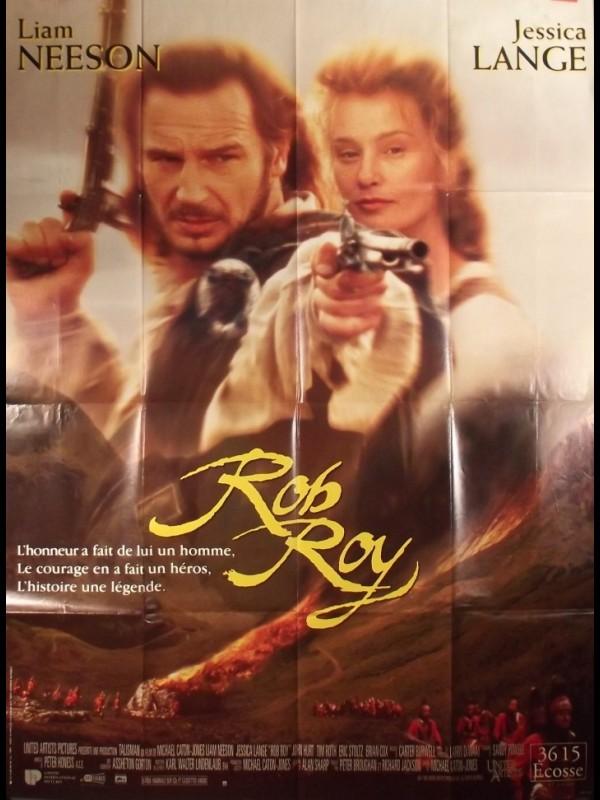 Affiche du film ROB ROY