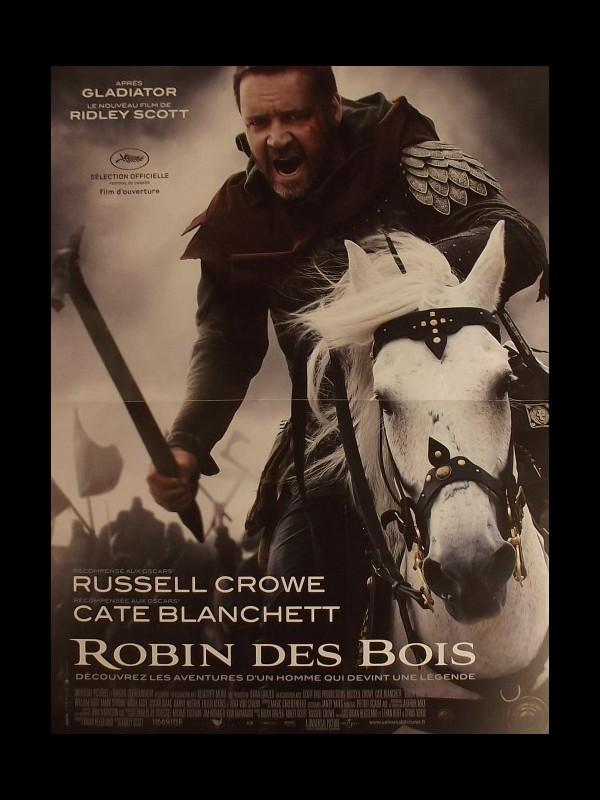 Affiche du film ROBIN DES BOIS - ROBIN HOOD
