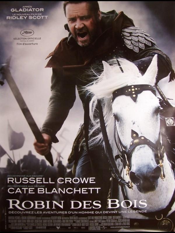 Affiche du film ROBIN DES BOIS (AFFICHE ROULÉE)