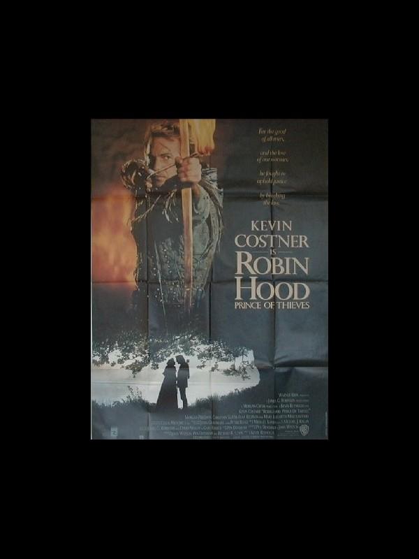 Affiche du film ROBIN DES BOIS PRINCE DES VOLEURS
